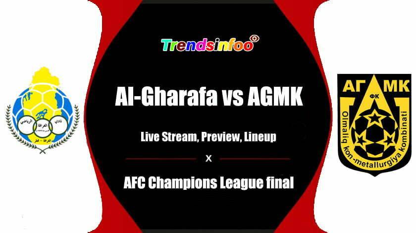 Al-Gharafa vs AGMK Live Stream, AFC Champions League final ...