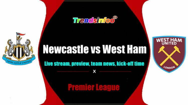 Newcastle vs West Ham: Live stream, TV channel, preview ...