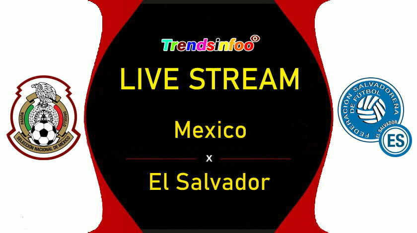 Mexico vs El Salvador Live Stream, How To Watch Gold Cup Live On TV