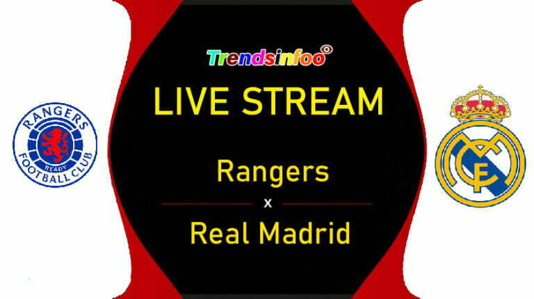 rangers vs real madrid - photo #25
